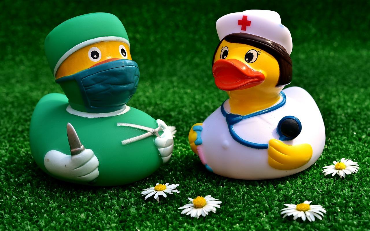 Institutionsausweis (SMC-B) im Krankenhaus-Sektor