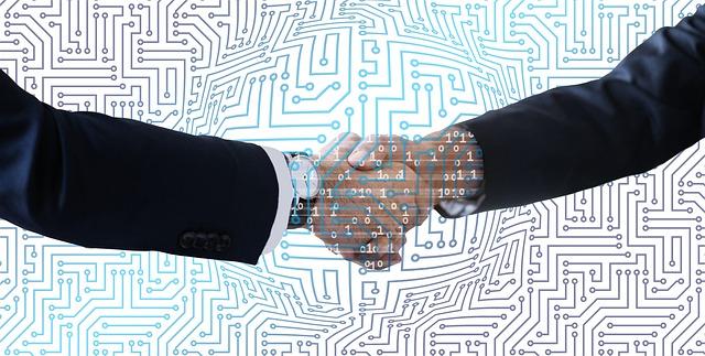 Unternehmen setzen bei der Blockchain auf Zusammenarbeit