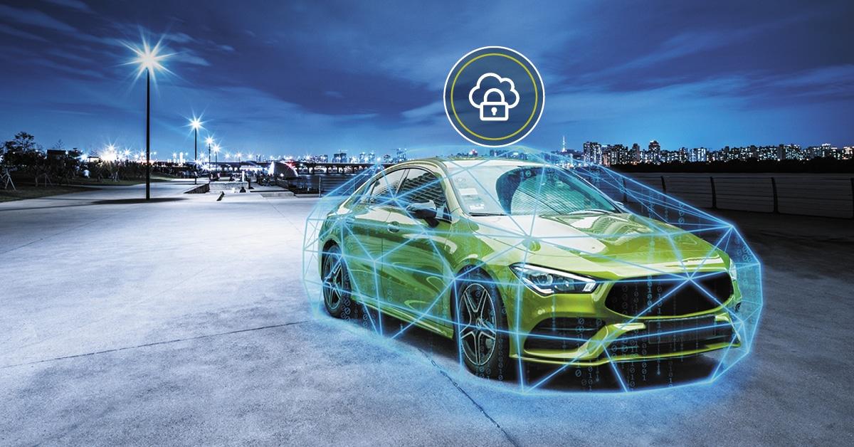 Beitragsbild zu Neuer Standard für Cybersicherheit im Automobilbereich: NXP erfüllt die ISO/SAE 21434-Norm