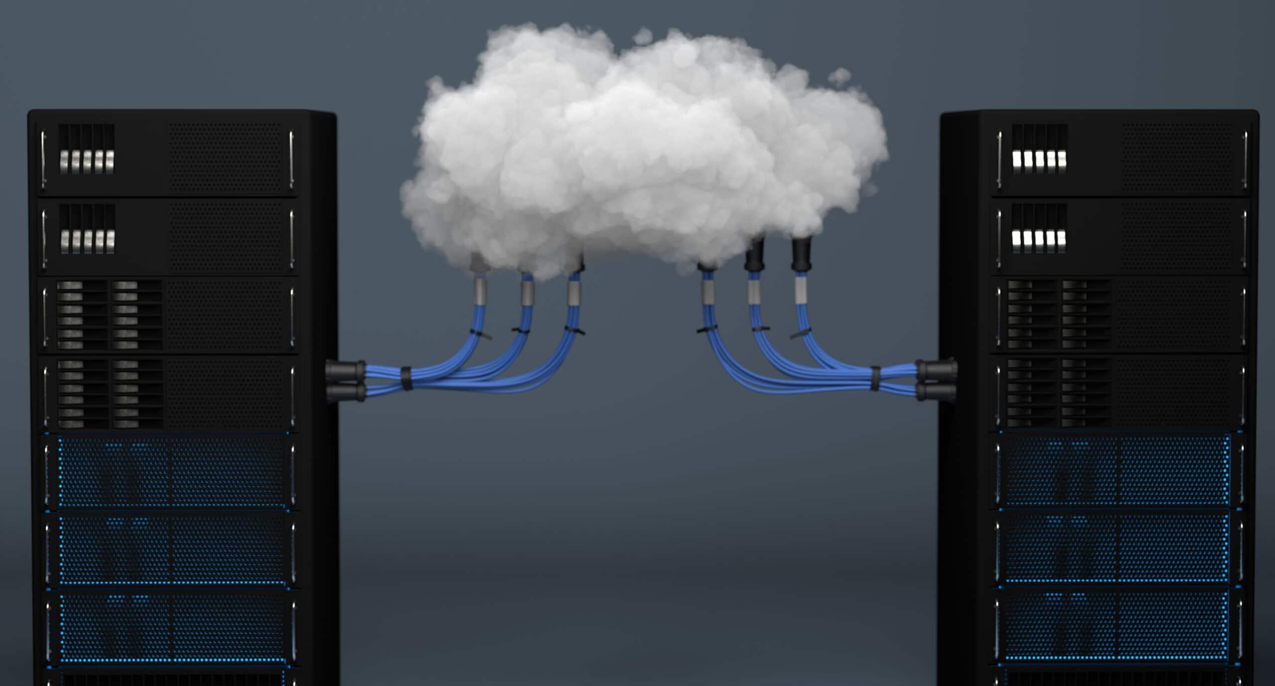 """Featured image for """"Welche Bedeutung hat Network Automation für Netzwerke in Hybriden Szenarien?"""""""